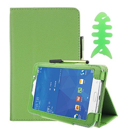 Super Slim Case for Samsung Galaxy Tab A 8-Inch Tablet SM-T350 (Pink) - 1