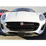 2018-2019 Jaguar F-Type non SVR - Removable Front License Plate Bracket