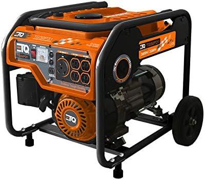 Amazon.com: ETQ TG32P31 3600W Generador de gas, Generador de ...