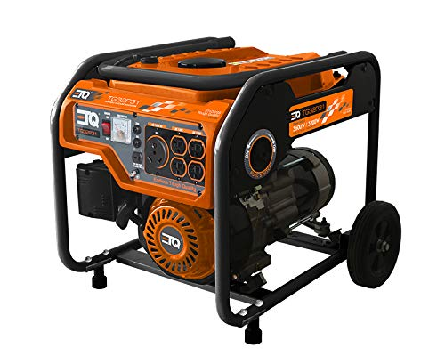 Etq 3600 Watt Portable Generator, Home Generator (TG32P31 3600W Gas Generator - Use Gasoline)
