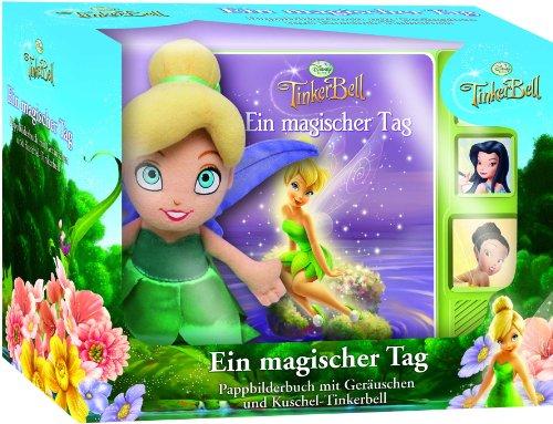 (TinkerBell. Ein magischer Tag. Geschenkbox)