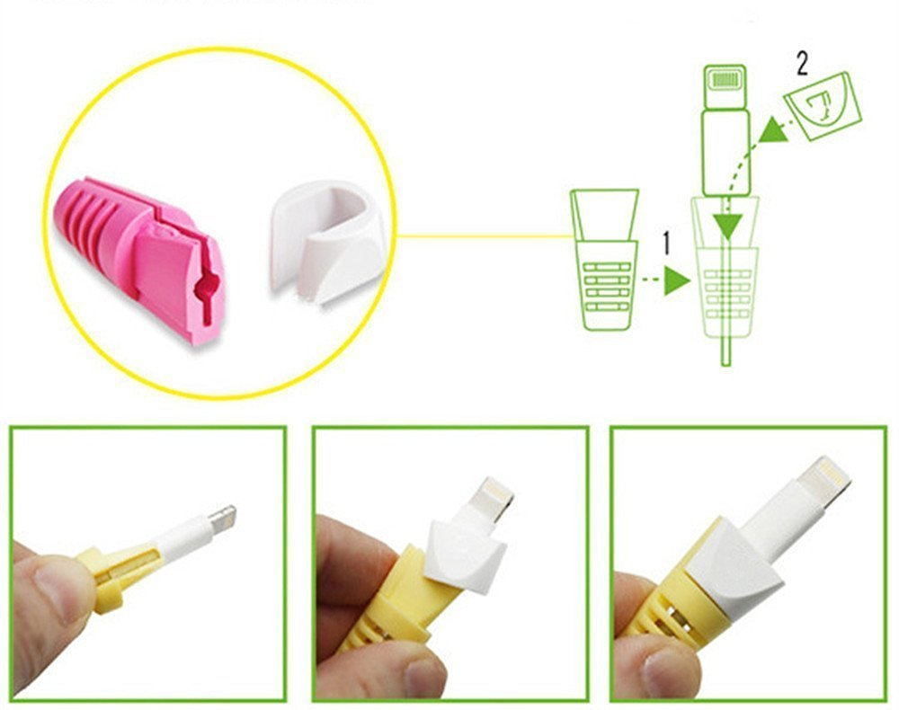 Electronic & Tech - Charging Cable Protector