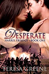 Desperate (Harris Trilogy Book One) (The Harris Trilogy 1) (English Edition)