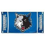 NBA Minnesota Timberwolves Design Beach Towel - Slate Blue