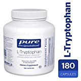 Pure Encapsulations - L-Tryptophan - Supports Serotonin Synthesis for Emotional Wellness and Restful Sleep* - 180 Capsules