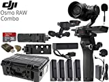 DJI OSMO RAW Combo - Includes 4 Batteries, Zenmuse X5R, Osmo X5 Adapter, Pro Series Hard Carrying Case and much much more...