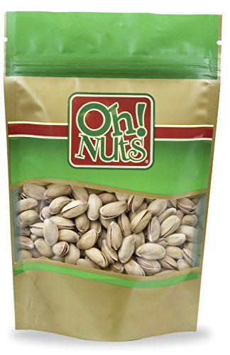 Turkish Pistachios Roasted Salted Oh