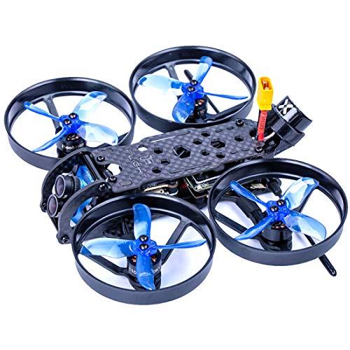 - iFlight CineBee 4K Whoop FPV Racing Drone Quadcopter PNP BNF Wheelbase 107mm SucceXMirco F4 Flight Tower Caddx.us Tarsier 4K 1200TVL Dual Lens HD Camera (BNFwith FUTABA FASST Mini SUBS RX)