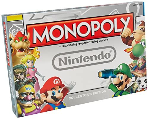 Monopoly Nintendo (japan import): Amazon.es: Juguetes y juegos