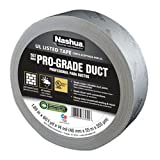 Nashua 557 Premium Grade Flex Duct Tape: 2 in. x 60 yds. (Metallic)