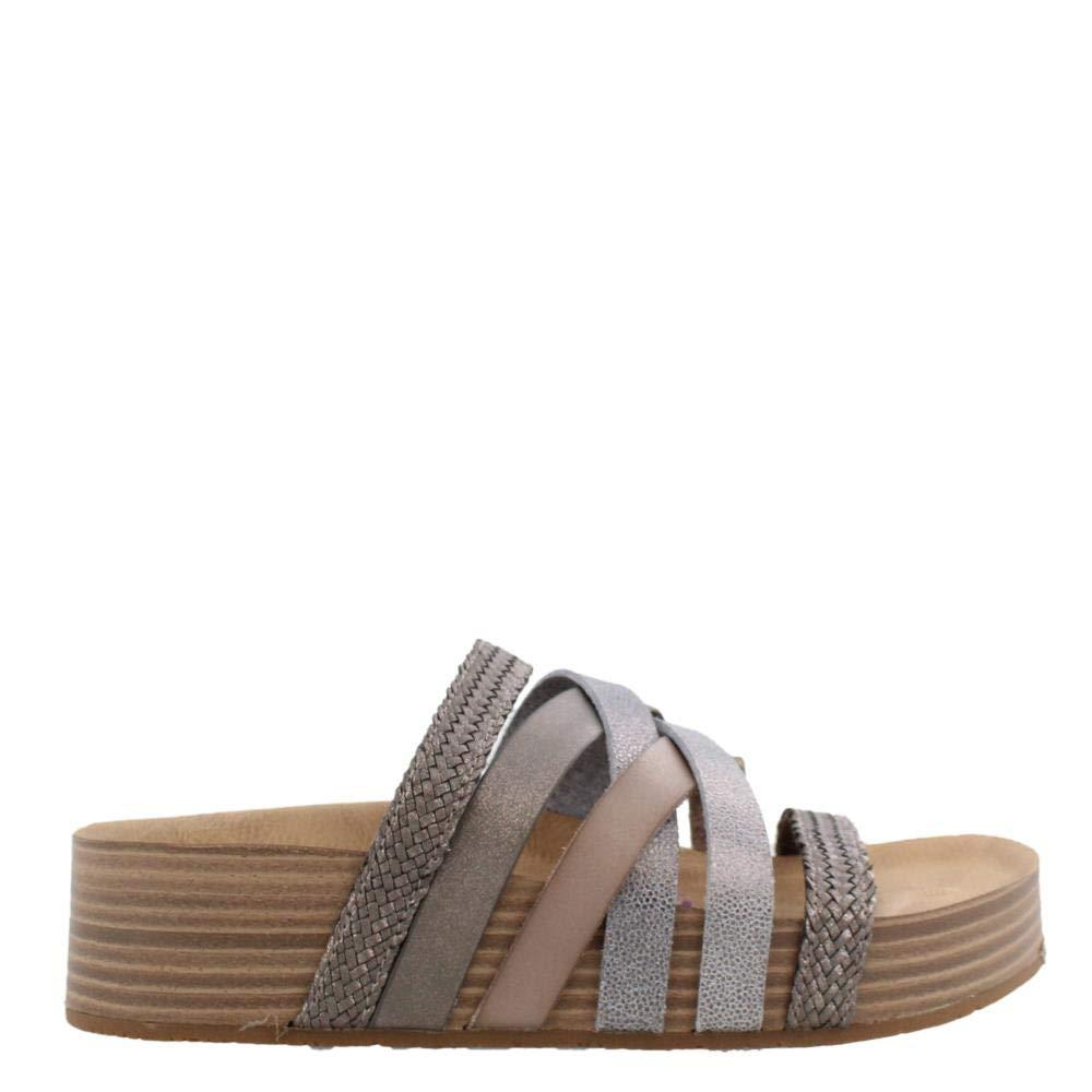Pewter Blowfish Women's, Morra Casual Sandals