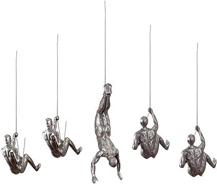 Dytiying - Escultura de Resina nórdica para Escalada (5 ...