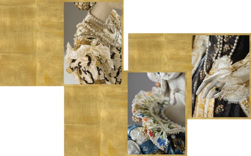 Entertaining with Caspari Medici Blank Notecards, Set of 8
