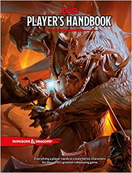 Wizards Of The Coast: Dungeons & Dragons Player's Handbook (
