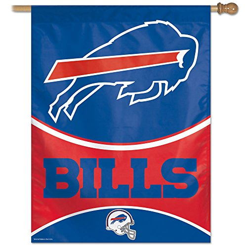 NFL Buffalo Bills Officially Licensed Flag, Multi, Large by WinCraft
