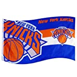 New York Knicks Official Basketball Gift Flag - A Great Christmas / Birthday Gift Idea For Men And Boys