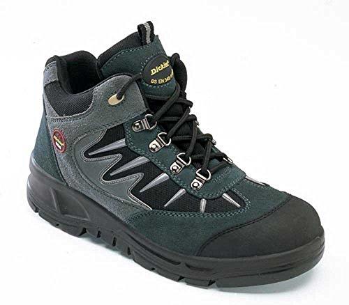 Dickies - Calzado de protección para hombre gris - Grey/Black