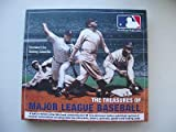 The Treasures of Major League Baseball, MLB Publishing Staff, 1844423239