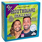 Identity Games Mouthguard Challenge Extreme Edition - Family Party Game with 550 Challenges and 5 Soft Mouthguards