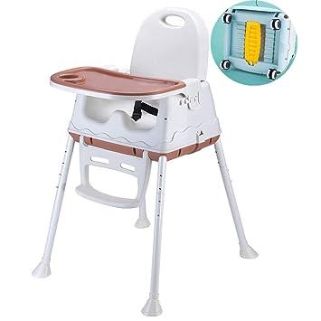 Amazon Com Ping Bu Qing Yun Baby High Chair Food Grade Pp