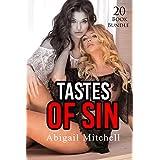 Erotica: Tastes Of Sin (New Adult Romance Bundle)(Erotic Sex Taboo Box Set)