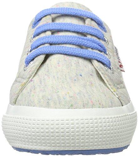 Fabric 2750 Fuxia Zapatilla Baja Superga Mehrfarbig Lt blue Niños Jerseyj Unisex qU5dwnAa