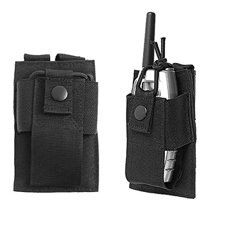 Fields Airsoft Gps Style Radio Pouch Molle Army Style 2 Way Radios Black mZAd7gt2dN