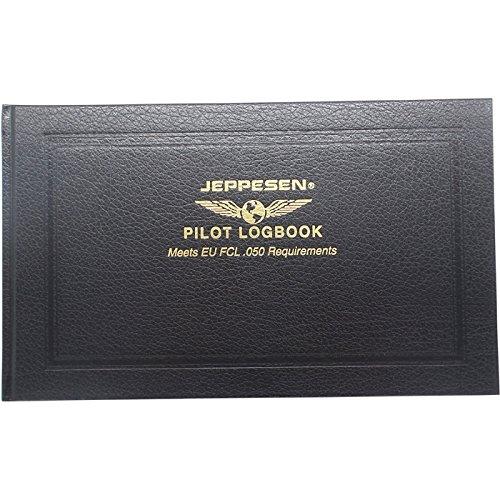Jeppesen Professional European Pilot Logbook JA500101