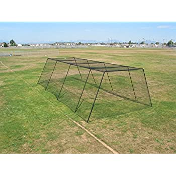 Image of Batting Cages BCI Trapezoid Batting Cage Net
