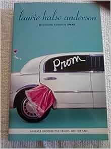 laurie halse anderson books pdf