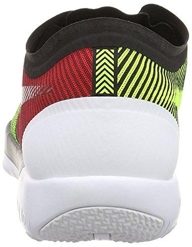 Nike Mens Gratis Tränare 3.0 V4 Utbildning Sko Svart / Vit