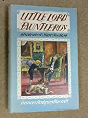 Little Lord Fauntleroy av Frances Hodgson…