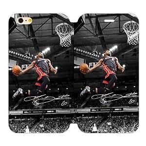 RAROFU Cool James LeBron Custom Cover Case for iPhone6 Plus 5.5