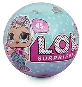 L.O.L. Surprise! LOL Surprise Bola Sorpresa con muñeca Serie 1 Miscelanea Giochi Preziosi Spagna LLU00000