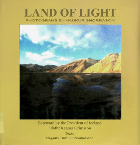 9979923822 - Geophysicist Magnus Tumi Gudmundsson: land of light - Book