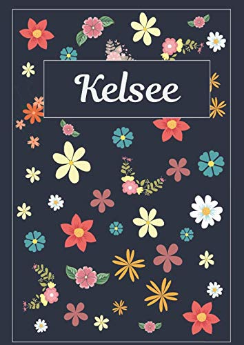 (Kelsee: Taccuino   Diario   Sketchbook   120 pagine   A4   Bianco   Idee regalo (Italian Edition) )