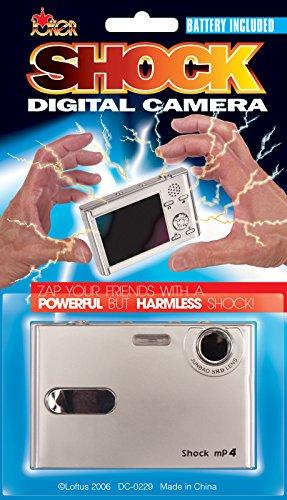 Shocking Digital Camera Gag by Loftus