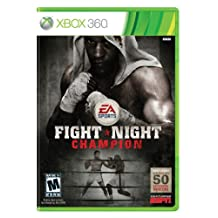 Fight Night Champion - Xbox 360 Standard Edition
