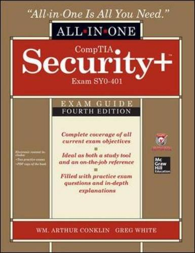 Comptia Security+All In One Exam.. W/Cd