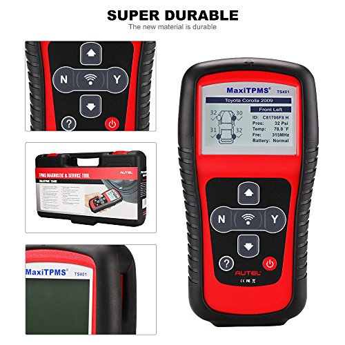 Autel Tire Pressure Monitoring System TS401 with MX Sensor Programming function by Autel (Image #1)