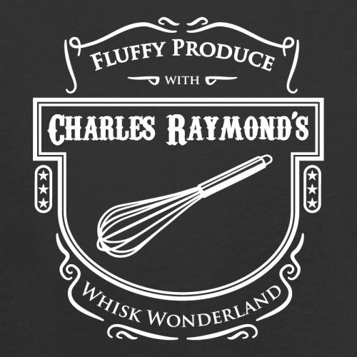 Fluffy Charles Bag Red Flight Black Wonderland Raymond's Retro With Produce Whisk Zr8ExwqfZA