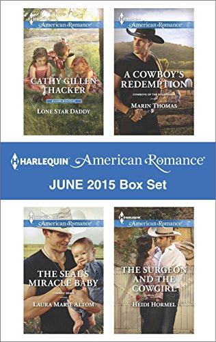book cover of Harlequin American Romance June 2015 Box Set