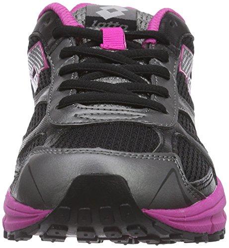 Mehrfarbig Zapatillas Zenith Multicolor Ber Running pnk Sintético Vi W Mujer De Lotto blk Material tTwx6vtqF