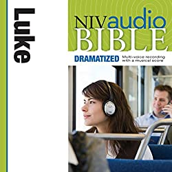 NIV Audio Bible, Dramatized: Luke