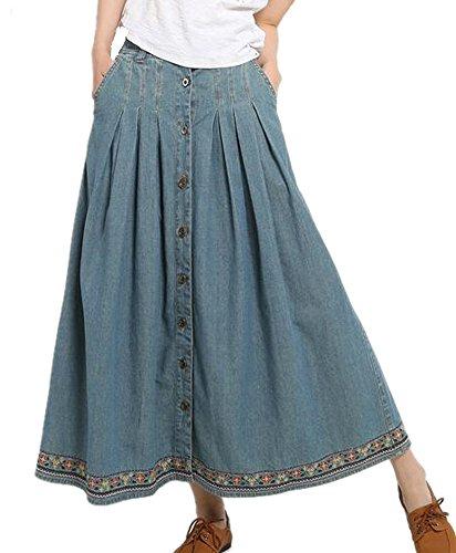 Skirt BL Womens Casual Oversize