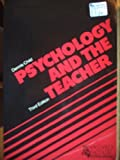 Psychology and the Teacher, Child, Dennis, 0039102939