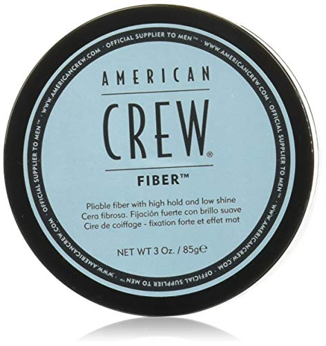 - American Crew Fiber Pliable Molding Creme for Men, 3 Ounce Jars (Pack of 2)
