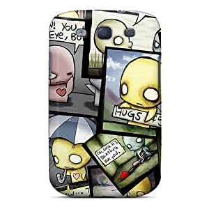 Hot Tpye Pon And Zi Collage Case Cover For Galaxy S3