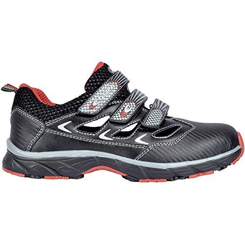 Cofra New Big Fresh S1 P SRC Paire de Chaussures de sécurité Taille 38 Noir