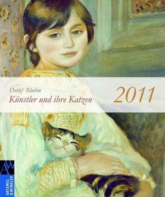 Künstler und ihre Katzen 2011